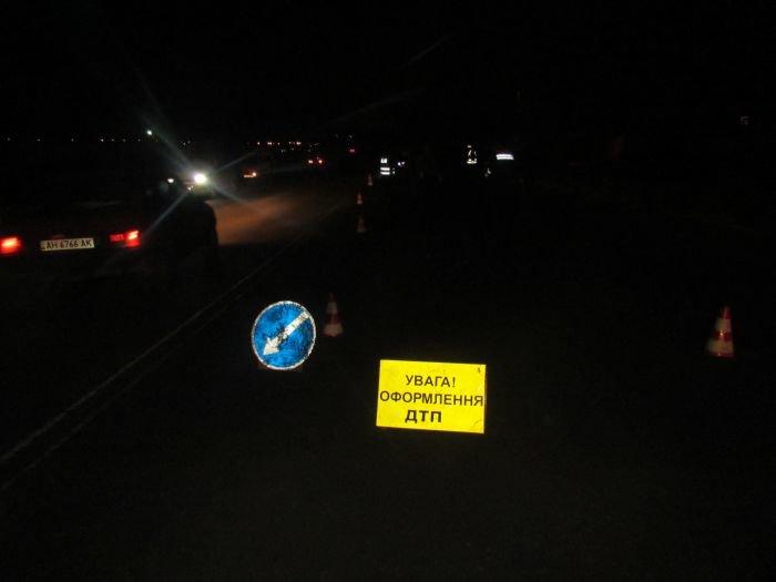 В Мариуполе автомобиль-убийца сбил мужчину и скрылся с места ДТП (фото), фото-1