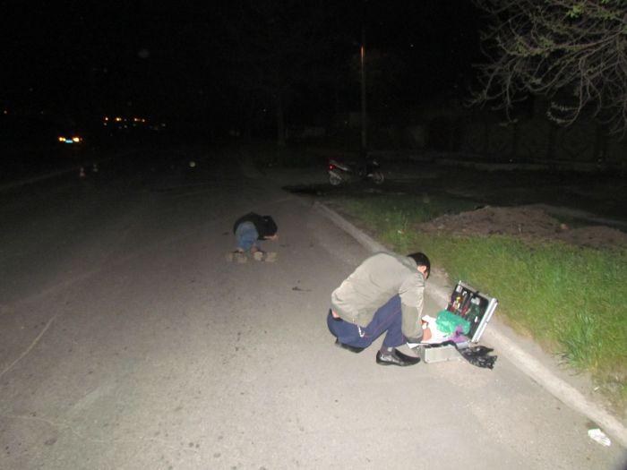 В Мариуполе автомобиль-убийца сбил мужчину и скрылся с места ДТП (фото), фото-4