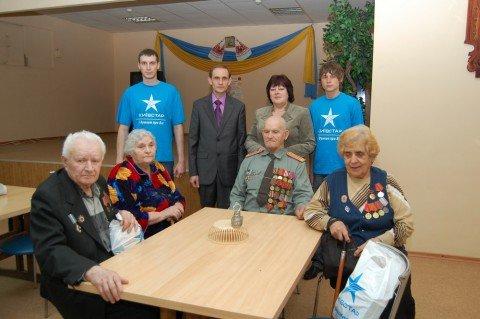 Киевстар поздравил мариупольских ветеранов (ФОТО), фото-1