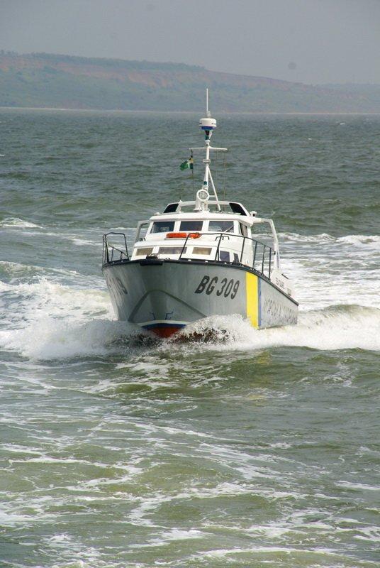 Донецкому погранотряду в Мариуполе  подарили три катера для охраны акватории Азовского моря  (ФОТО), фото-2