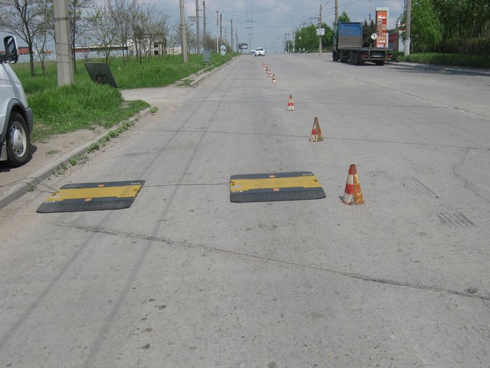 В Мариуполе водителей большегрузов штрафуют в две смены (ФОТО), фото-9