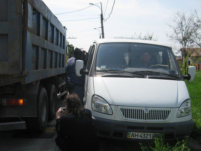 В Мариуполе водителей большегрузов штрафуют в две смены (ФОТО), фото-5