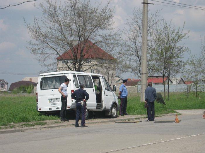 В Мариуполе водителей большегрузов штрафуют в две смены (ФОТО), фото-1
