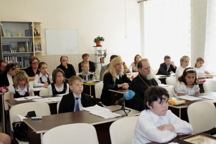 В Мариуполе открылся первый кабинет духовно-эстетического воспитания (ФОТО), фото-1