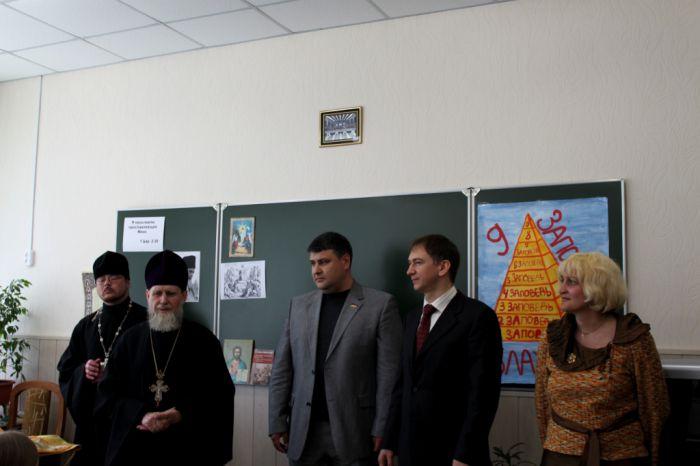 В Мариуполе открылся первый кабинет духовно-эстетического воспитания (ФОТО), фото-2