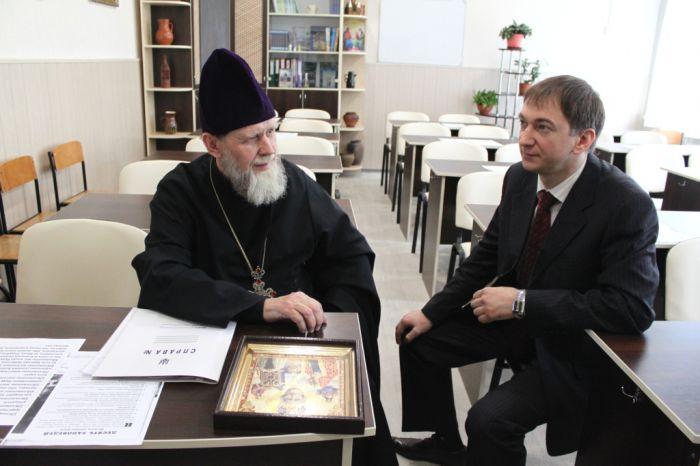 В Мариуполе открылся первый кабинет духовно-эстетического воспитания (ФОТО), фото-7