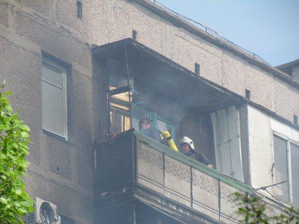 В Мариуполе горит многоэтажный дом (Добавлены ФОТО, ВИДЕО), фото-2