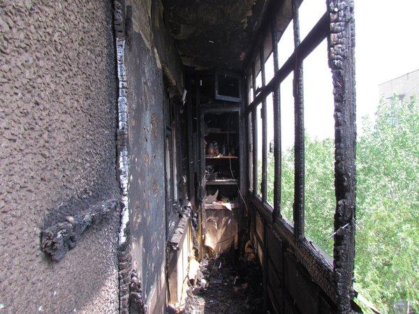 В Мариуполе горит многоэтажный дом (Добавлены ФОТО, ВИДЕО), фото-21