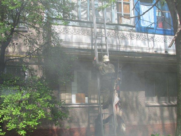 В Мариуполе горит многоэтажный дом (Добавлены ФОТО, ВИДЕО), фото-16