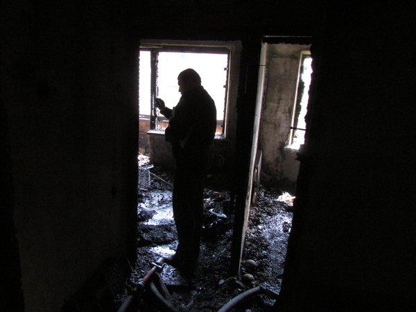 В Мариуполе горит многоэтажный дом (Добавлены ФОТО, ВИДЕО), фото-19