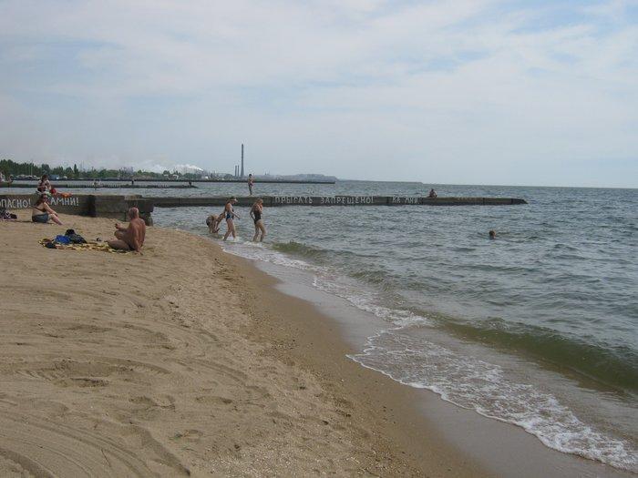 В Мариуполе городской пляж таки получит паспорт (ФОТО), фото-12