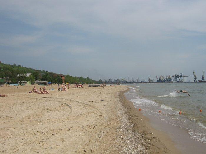 В Мариуполе городской пляж таки получит паспорт (ФОТО), фото-13