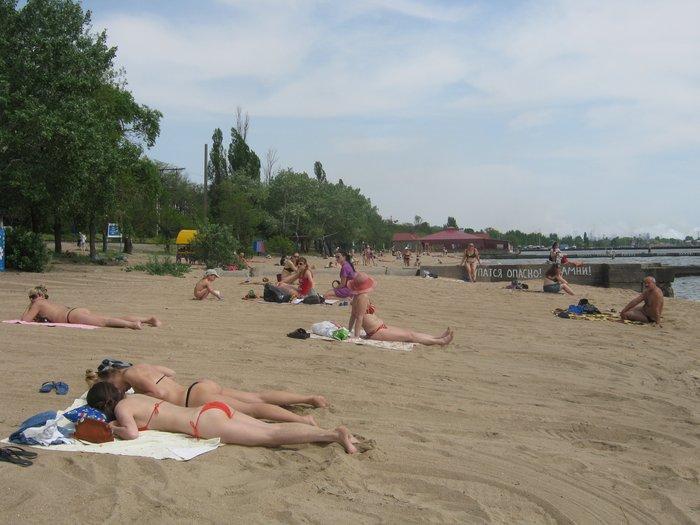 В Мариуполе городской пляж таки получит паспорт (ФОТО), фото-9