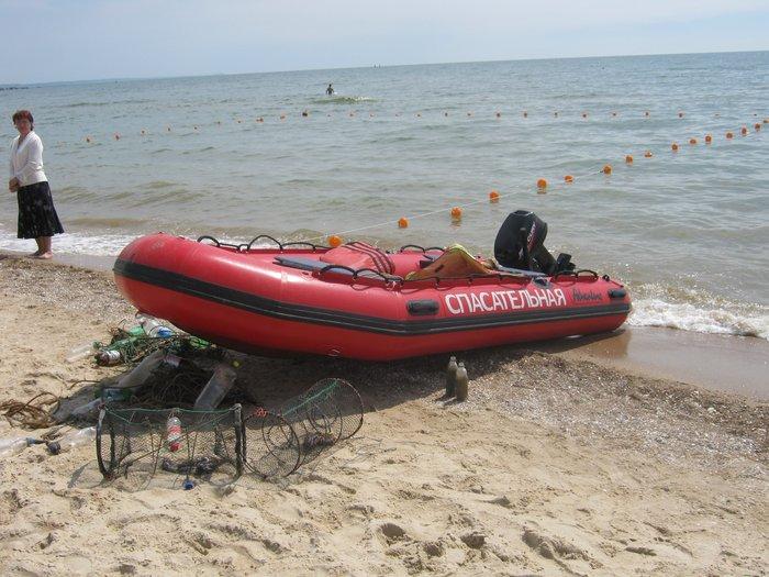 На пляжах Мариуполя спасать утопающих будут по 12 часов в день (ФОТО), фото-6