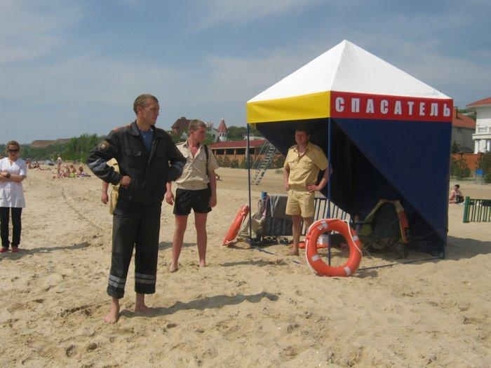 На пляжах Мариуполя спасать утопающих будут по 12 часов в день (ФОТО), фото-2
