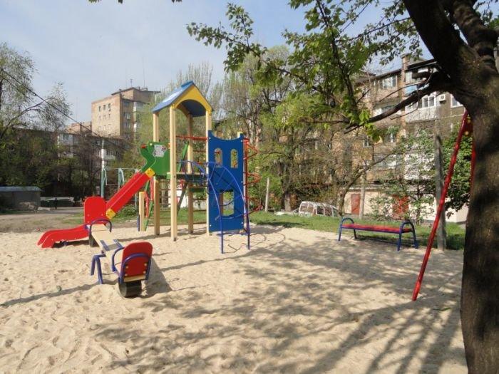 В Мариуполе появился еще один детский городок, фото-3