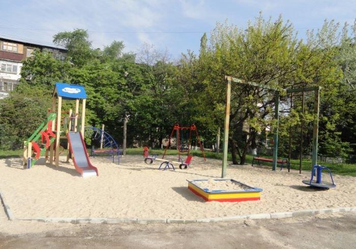 В Мариуполе появился еще один детский городок, фото-1