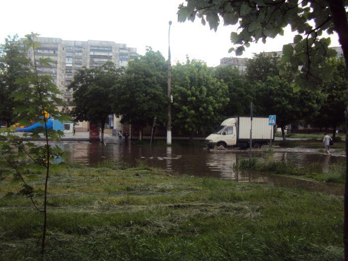 Мариупольские ливневки не «сдали экзамен» на профпригодность (ФОТО), фото-6