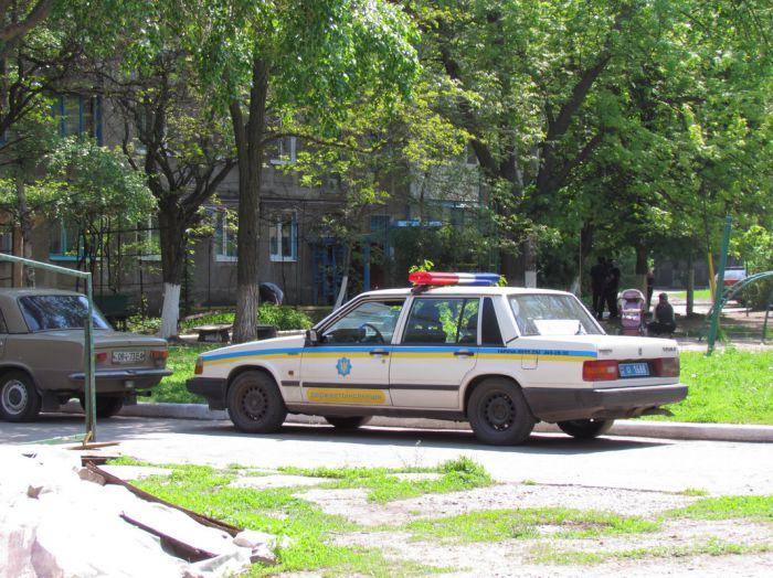 В Мариуполе ГАИ вместе с чиновниками  теперь штрафуют  за «газонные» парковки (ФОТО), фото-2