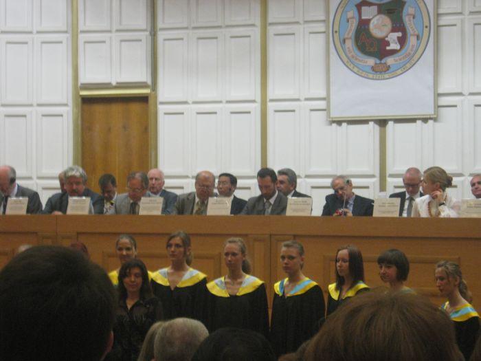 В Мариуполе заезжие  журналисты хотели завалить министра образования вопросами, фото-2