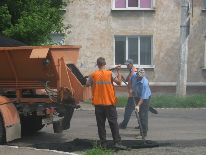 В Мариуполе планируют «озолотить» дороги на 25 млн. грн.  (ФОТО), фото-1