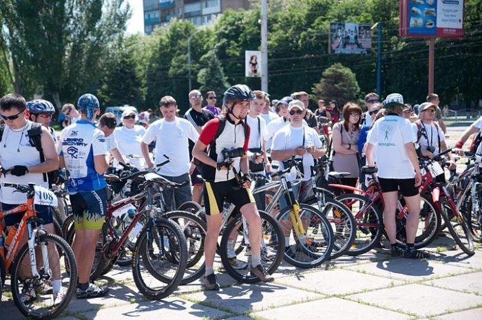 Мариупольские велосипедисты заставили с собой считаться (ФОТО), фото-10