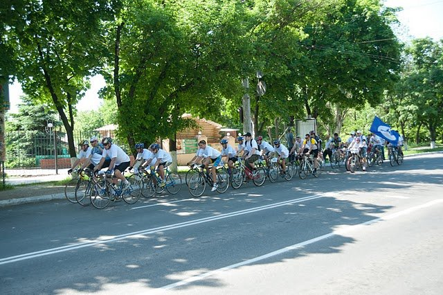 Мариупольские велосипедисты заставили с собой считаться (ФОТО), фото-3