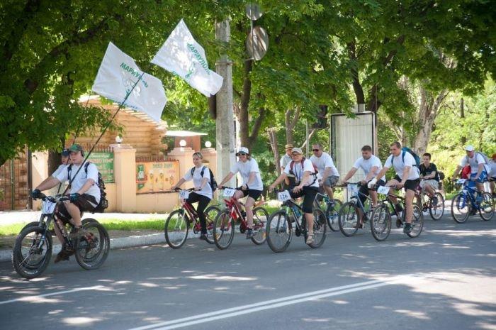 Мариупольские велосипедисты заставили с собой считаться (ФОТО), фото-4