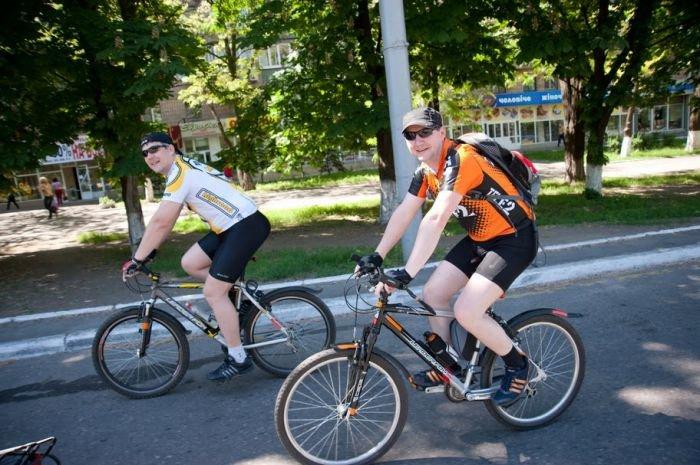 Мариупольские велосипедисты заставили с собой считаться (ФОТО), фото-7