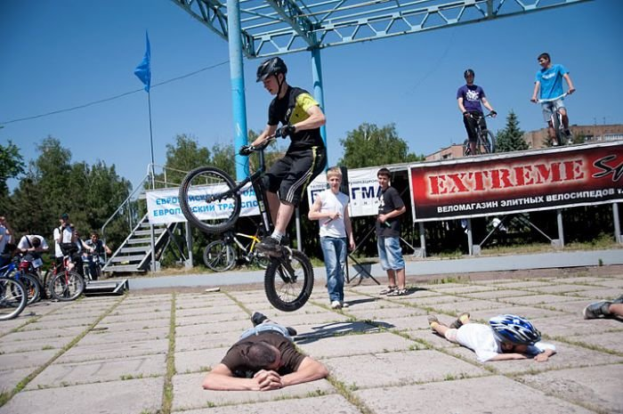 Мариупольские велосипедисты заставили с собой считаться (ФОТО), фото-13
