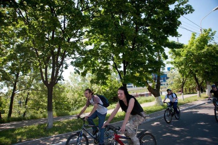 Мариупольские велосипедисты заставили с собой считаться (ФОТО), фото-6