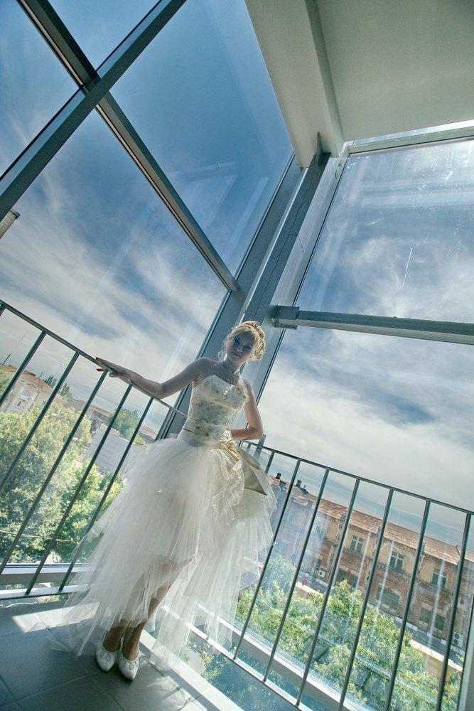 В Мариуполе 42 невесты устроили парад (ФОТО), фото-5