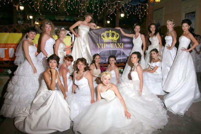 В Мариуполе 42 невесты устроили парад (ФОТО), фото-6