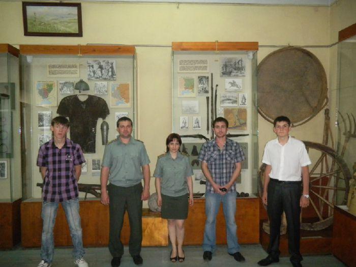 Мариупольских трудных подростков «окультуривали» в музее (ФОТО), фото-2