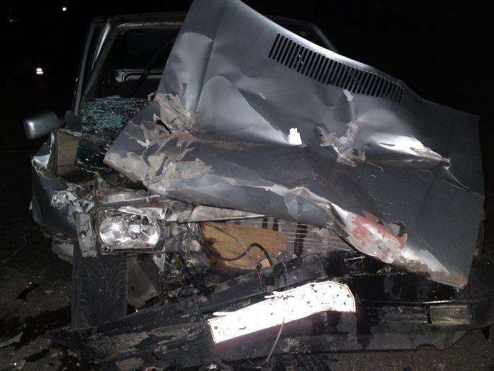 В Мариуполе самоуверенная легковушка решила протаранить металловоз (Добавлено ФОТО), фото-4