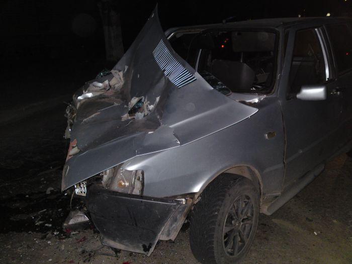 В Мариуполе самоуверенная легковушка решила протаранить металловоз (Добавлено ФОТО), фото-7