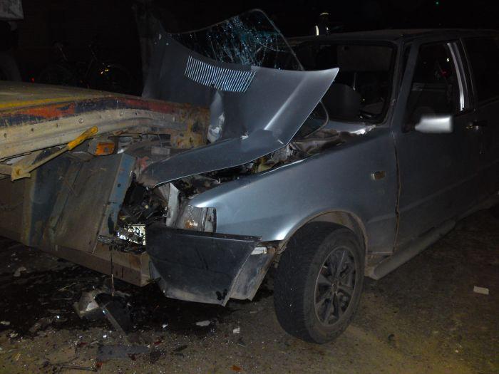 В Мариуполе самоуверенная легковушка решила протаранить металловоз (Добавлено ФОТО), фото-3