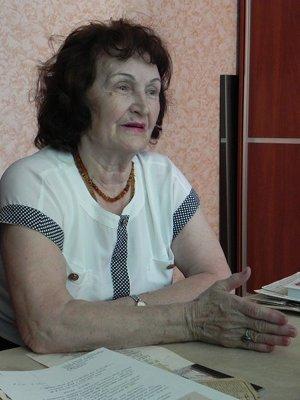 В гостях проекта «Лица» - Галина Михайловна Захарова, фото-1