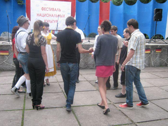 В Мариуполе молодежь искала немецкие корни (ФОТО), фото-3