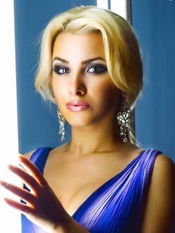 В конкурсе «Мисс Донбасс OPEN 2011» приняла участие «Мисс Мариуполь-2011» Анжелика Саенко (ФОТО), фото-1