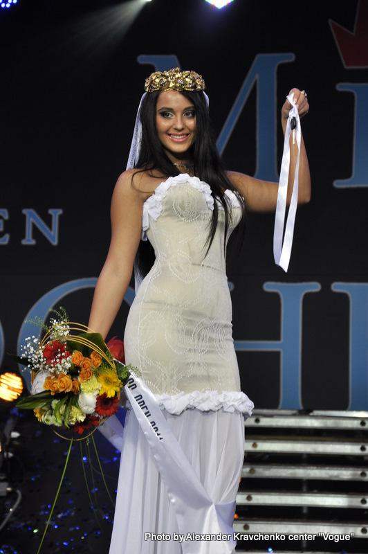 В конкурсе «Мисс Донбасс OPEN 2011» приняла участие «Мисс Мариуполь-2011» Анжелика Саенко (ФОТО), фото-3
