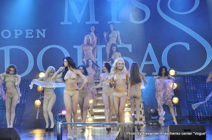В конкурсе «Мисс Донбасс OPEN 2011» приняла участие «Мисс Мариуполь-2011» Анжелика Саенко (ФОТО), фото-2