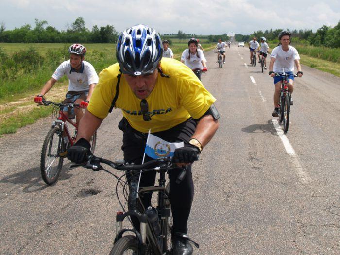 Из Мариуполя стартовал велотур «Украине без сирот» (ФОТО), фото-4