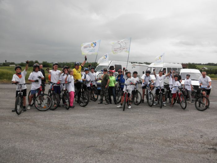 Из Мариуполя стартовал велотур «Украине без сирот» (ФОТО), фото-2