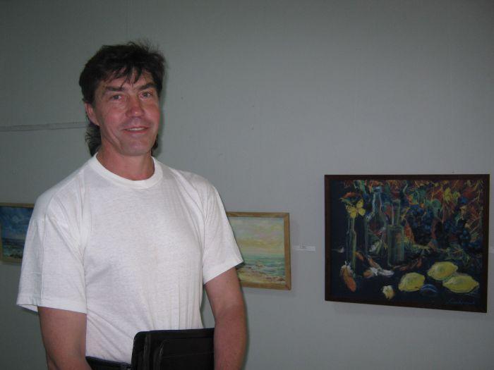 Мариупольские художники передали краски Приазовья в живописи и графике (ФОТО), фото-1