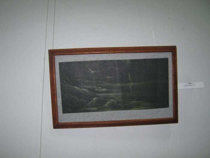 Мариупольские художники передали краски Приазовья в живописи и графике (ФОТО), фото-2