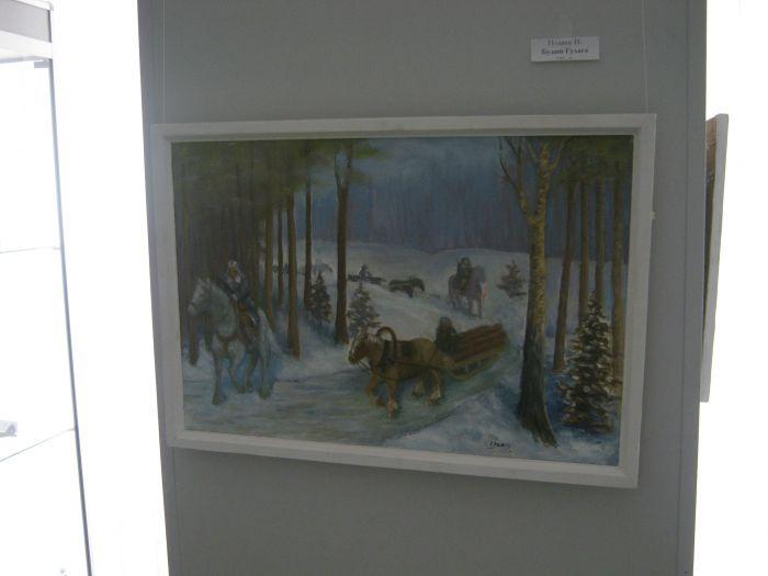 Мариупольские художники передали краски Приазовья в живописи и графике (ФОТО), фото-12