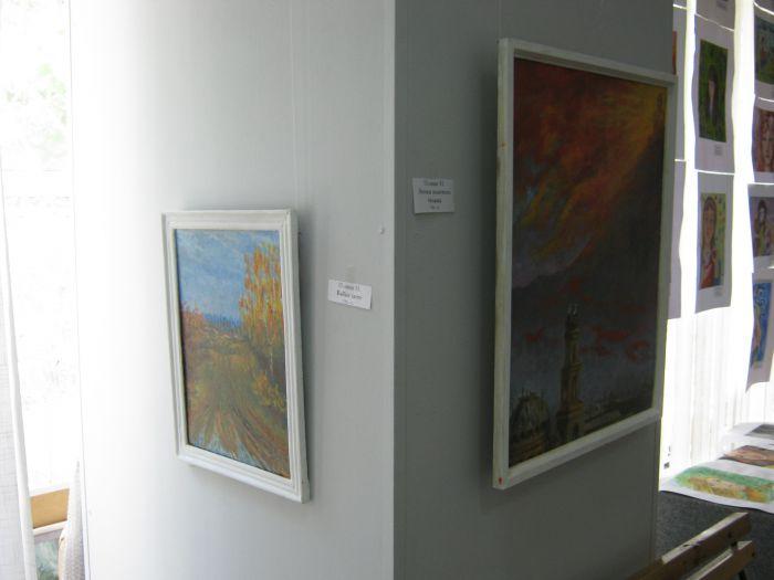 Мариупольские художники передали краски Приазовья в живописи и графике (ФОТО), фото-9