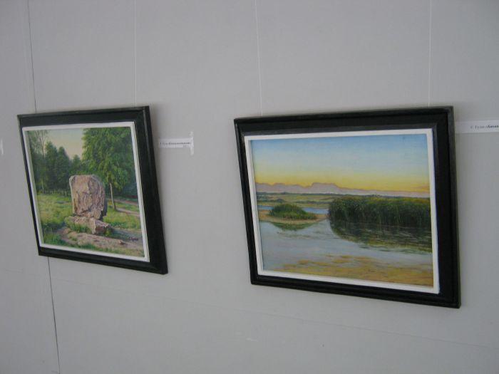 Мариупольские художники передали краски Приазовья в живописи и графике (ФОТО), фото-5