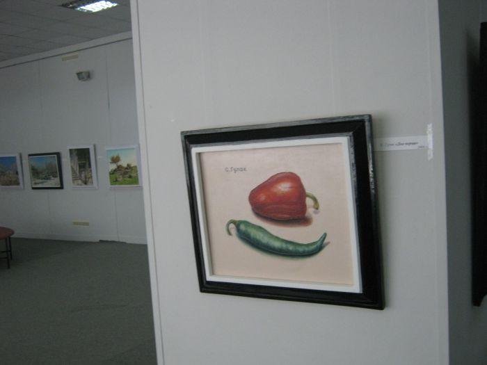 Мариупольские художники передали краски Приазовья в живописи и графике (ФОТО), фото-7